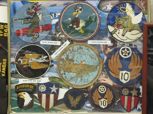 Just a little bit of 101st AB and USAAF stuff