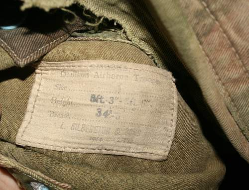'44 Dated Denison Smock prices