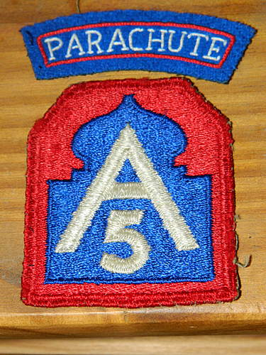 need help with a airborne patch