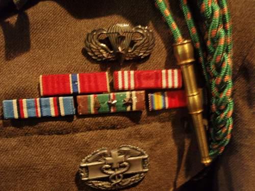 Uniform Grouping: US 82nd Airborne