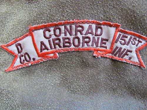 Conrad airborne ???????????