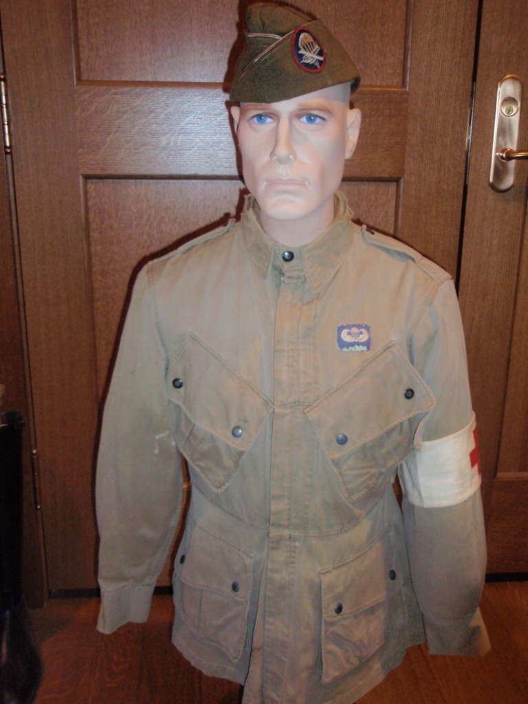 Apologise, can Nd airborne class a uniform