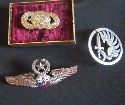 Can anyone identify these pins?