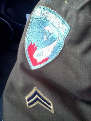 Airborne Ike Jacket