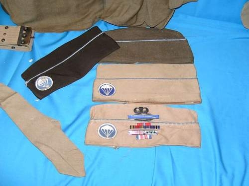 Need help with estimate on 17th Airborne items