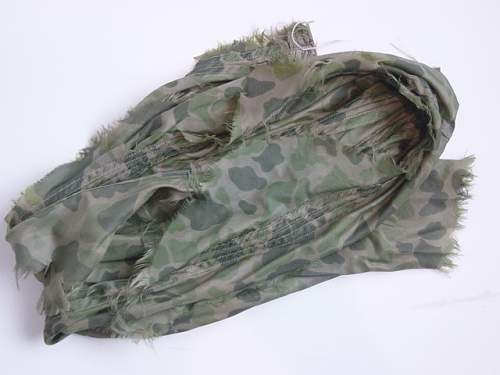 Click image for larger version.  Name:US Parachute silk panel used as a scarf..jpg Views:444 Size:141.4 KB ID:43040