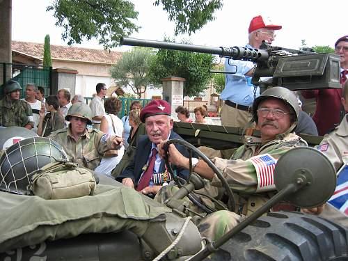 Sad News: Walter Freegard OBE, 1st Indep. Parachute Platoon. (Pathfinders)