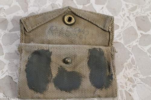 US Paratrooper camouflage set, original?