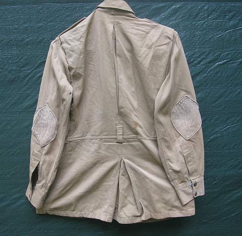 Help with m42 reinforced jump jacket