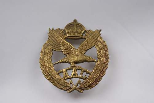 unknown AAC badge