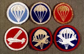 82nd airborne garrison cap patch?