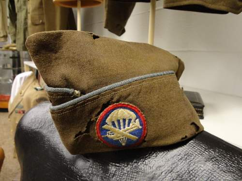 Thoughts on this US Airborne Garrison cap?