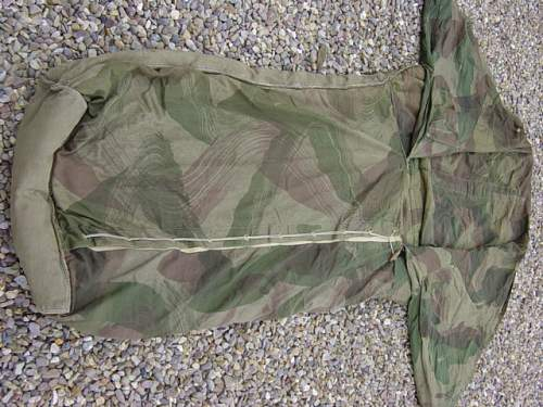 Click image for larger version.  Name:Airborne sleeping bag unrolled..jpg Views:452 Size:153.6 KB ID:58979