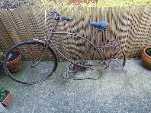 BSA Para bike??