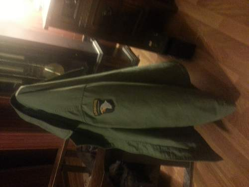 101st Airborne Jacket - Looking for Info