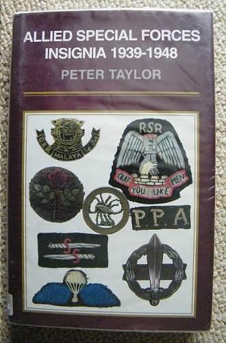 History of the British Para Badges