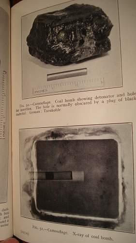 WW2 SOE Exploding Rat