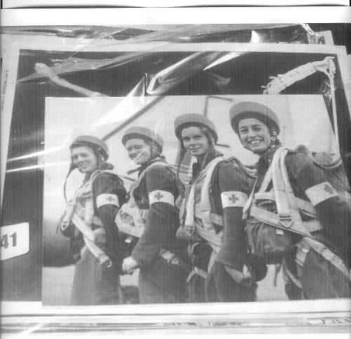 Parachuting Nurses