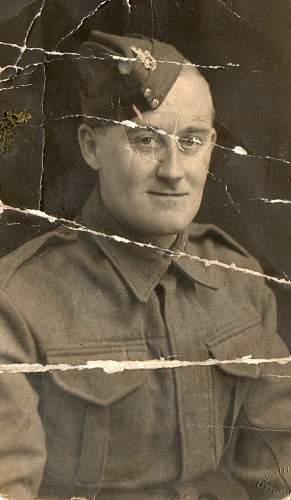 Click image for larger version.  Name:Pte Upperton 2 Royal Sussex Regiment.jpg Views:1428 Size:153.6 KB ID:68129