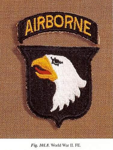 Hello friends,Is that a 101st airbone original?