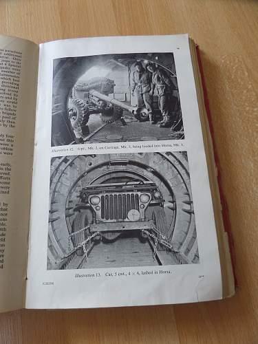 Interesting British Aiborne 1950s manual