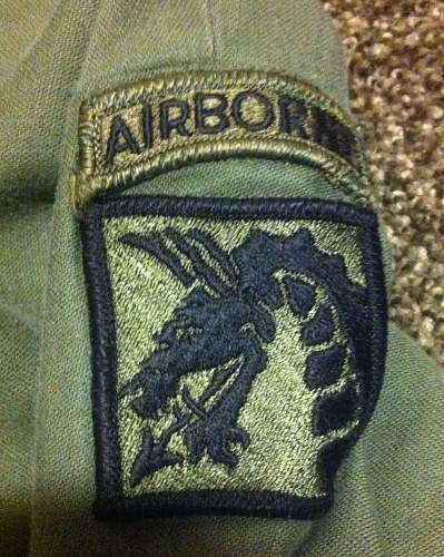 18th Airborne Shirt
