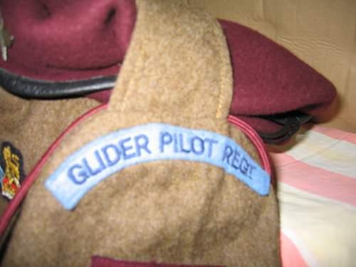 Please help identify this uniform british airborne division