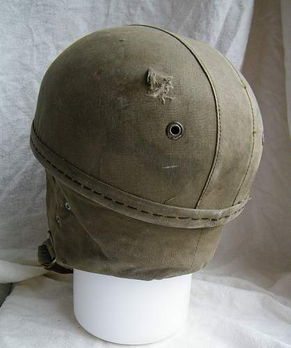 Click image for larger version.  Name:French para training helmet 1950's 3.jpg Views:82 Size:188.6 KB ID:763050