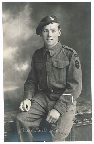 Commando photograph 1943 named