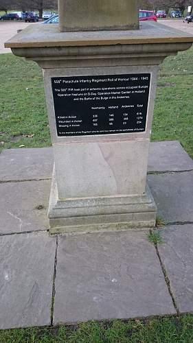 508 pir in Nottingham 1944