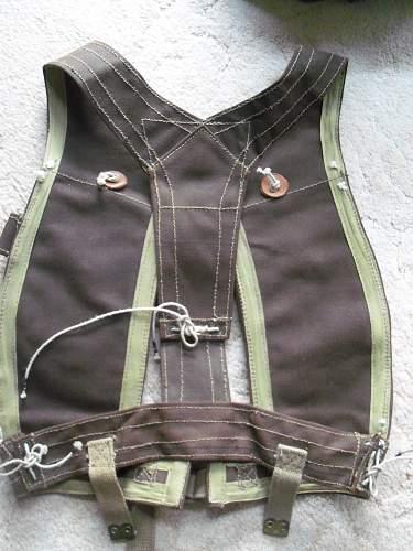 WW2 BREN assault vests 1944 1945
