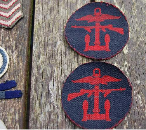 combined ops patches etc