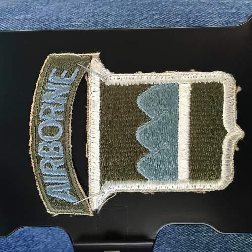 US 80th Airborne ?