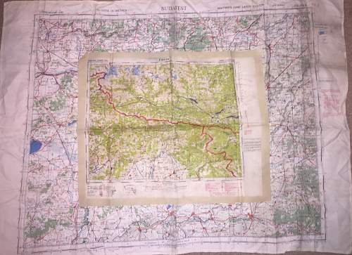 Escape and Evasion / Survival aids - Silk maps and Escape Compasses + more!
