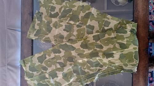 Authentic US WW2 parachute Silk Scarf?