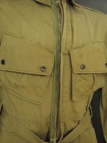 Original US M1942 Jump Jacket?