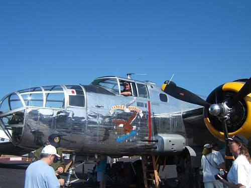 """""""Miss Mitchell""""  B-25"""
