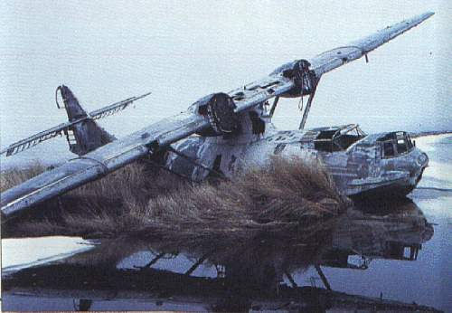 "1943 PBY 5A Catalina ""The Ghost of Dago Lake"""
