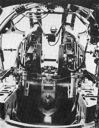 Browning .303 turret cases