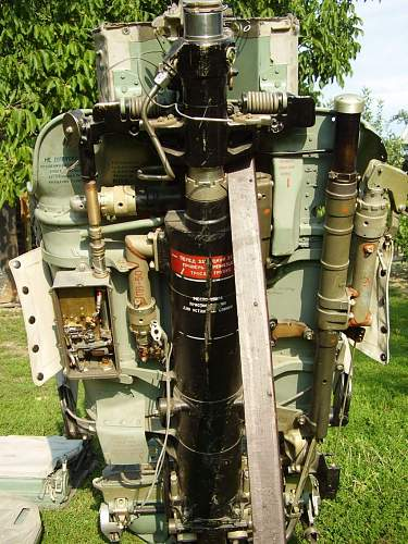 Russian ejection seat system