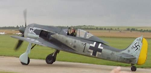FW 190 Display