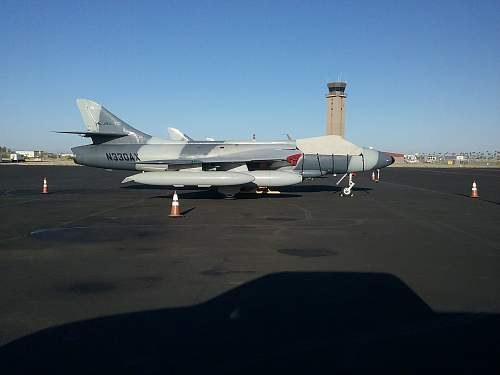 Another Mystery Jet at our Weapons Instruction Training