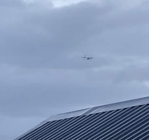 V22 osprey over my house!