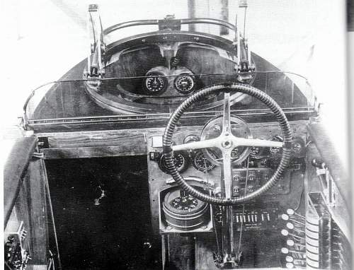 Question: What wwi aircraft is this dashboard lighting unit from ??