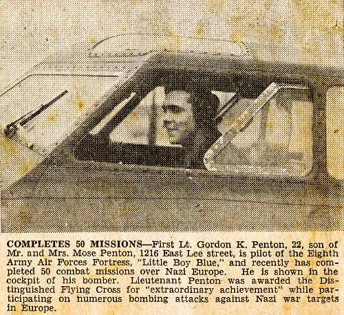 Click image for larger version.  Name:Lt. Gordon K. Penton.jpg Views:1059 Size:281.0 KB ID:244922