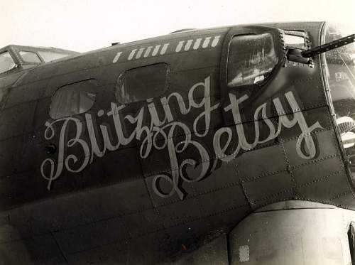 Click image for larger version.  Name:Blitzing Betsy B-17G.jpg Views:353 Size:128.6 KB ID:244958