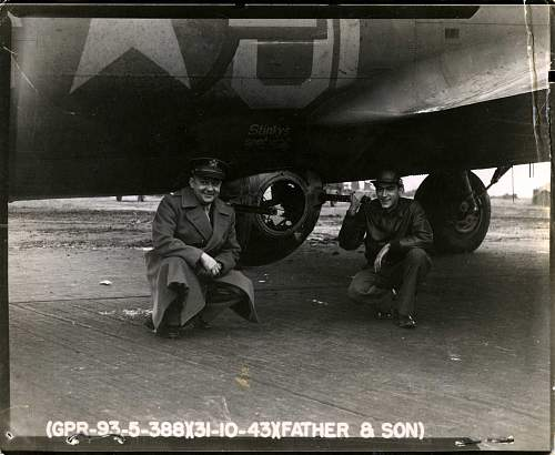 Click image for larger version.  Name:11-1-1943 dad and son.jpg Views:397 Size:197.7 KB ID:244962