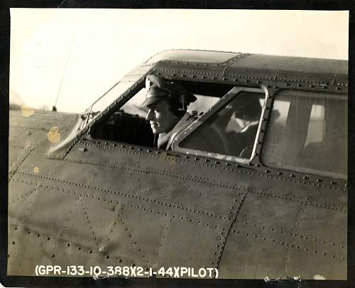 WWII Vets' Photos from the 388th Heavy Bomb Group flying out of Knettishall - East Anglia