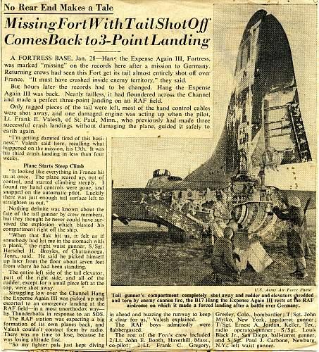 Click image for larger version.  Name:B-17 Damage.jpg Views:509 Size:269.5 KB ID:244969