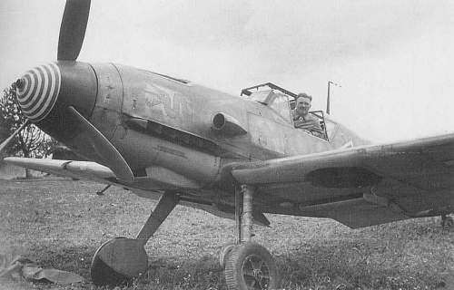 Me 109`s in Russia